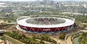 West Ham's new Olympic Stadium
